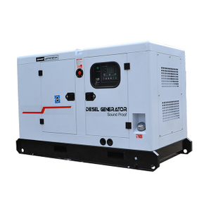 GF3 WEICHAI ENGINE GENSET